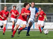 Uitslagen en doelpuntenmakers amateurvoetbal zondag 22 september