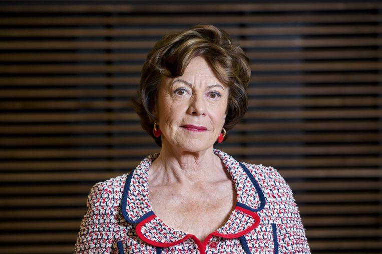 Eurocommissaris Neelie Kroes Beeld anp