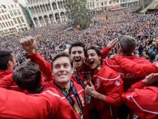 Les Red Lions inaugurent contre l'Espagne le 1er match de l'histoire de la Pro League