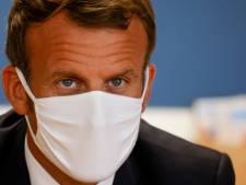 """Macron annonce """"sept jours obligatoires"""" dans le congé paternité d'un mois"""
