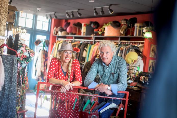Sonja en Harrie Bekker bereiden zich momenteel op de tweede Vintage + More beurs.