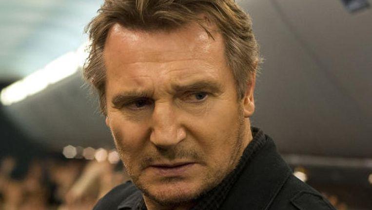 Liam Neeson speelt in de spannende actiefilm Non-Stop een air marshal die mysterieuze sms'jes van een onbekende passagier krijgt. De boodschap: elke 20 minuten zal hij/zij iemand aan boord vermoorden Beeld
