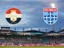 Houdt Willem II imposante reeks in stand tegen PEC