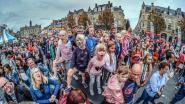 Veel volk op Kids Fever Festival en Vlaanderen Zingt