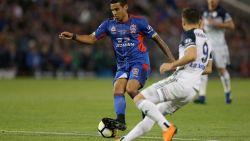Transfer Talk. KV Oostende haalt Vargas terug naar België - Genk wint strijd om handtekening van Zweeds talent Nygren