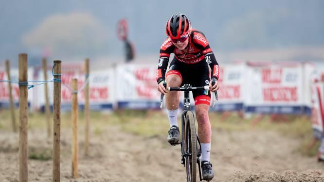 Drie Limburgers aan de start van de wereldbekercross in Namen: Quinten Hermans, Timo Kielich en Laura Verdonschot