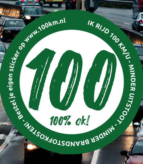 Ik-rijd-100-boodschap van broers uit Zwolle en Gramsbergen opeens kabinetsbeleid