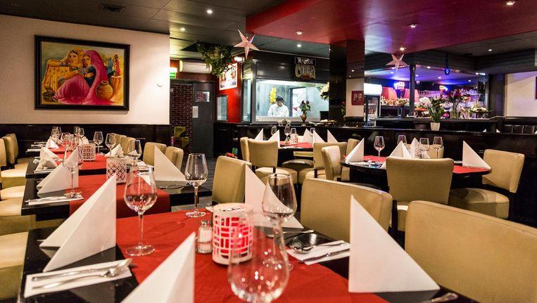 Indian Restaurant Gandhi Beeld Tammy van Nerum