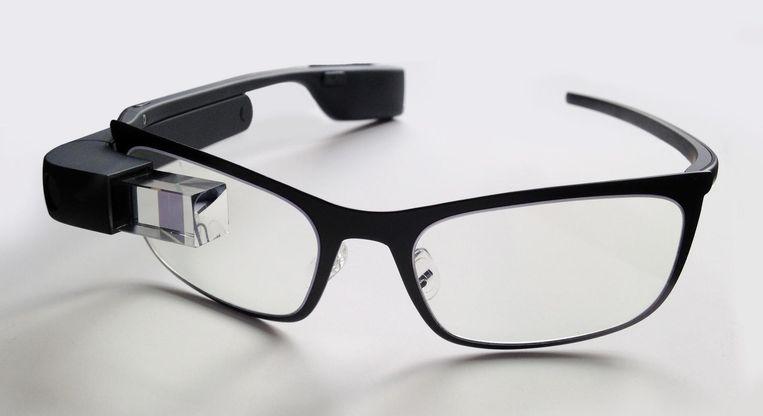 De Google Glass Beeld