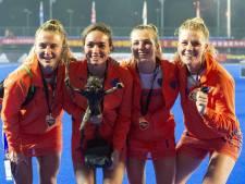 Hockeysters leggen beslag op sloteditie Champions Trophy