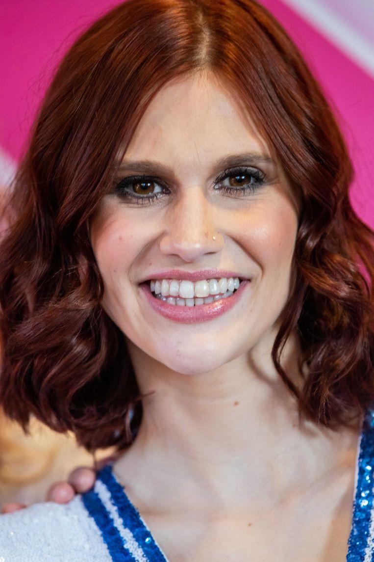Hanne staat zodanig bekend om haar rode haren dat ze steevast 'de rosse van K3' wordt genoemd.