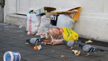Elke dag 230 meldingen over zwerfvuil: Antwerpenaar ergert zich blauw aan sluikstorten