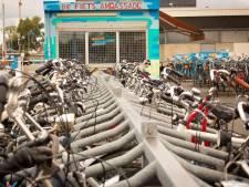 Fietsambassade vervangt containers aan Dampoort en opent binnenkort nieuw fietspunt onder De Krook