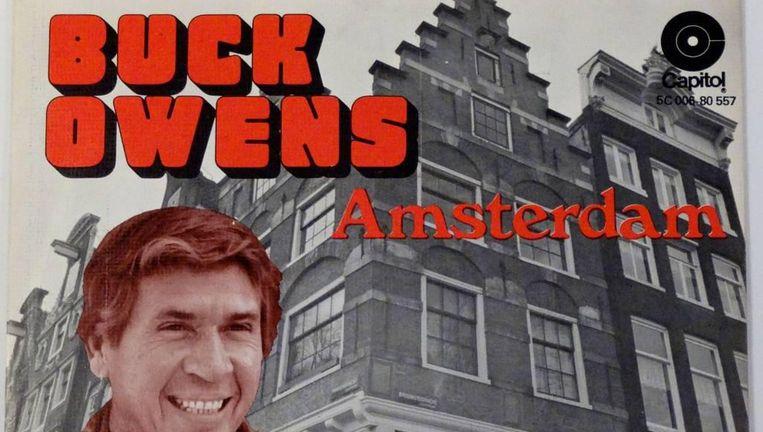 Amsterdam werd zijn enige Nederlandse hit Beeld -