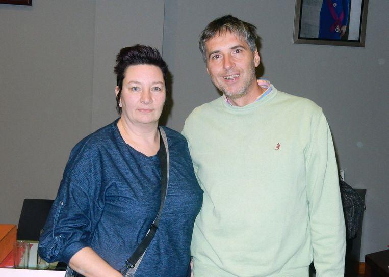 Carla Reynaerts en Mark Keppens hopen op meer burgerinspraak de komende legislatuur.