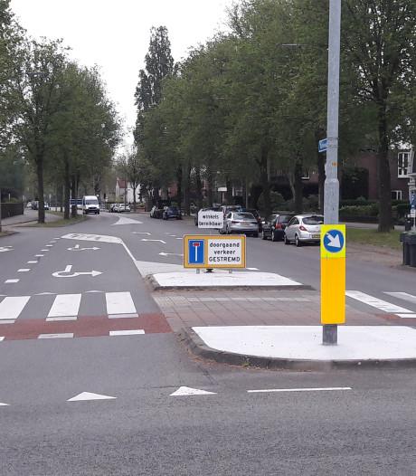 Verkeer weer op de goede weg rond station Harderwijk