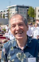 Jan Timpers van de organisatie.