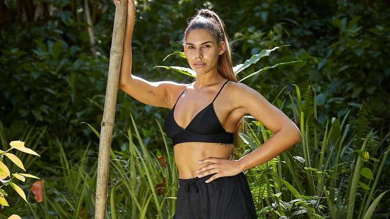 Natassia Van Kerkvoorde, de vriendin van Wout Bru, neemt deel aan het nieuwe seizoen van 'Expeditie Robinson'.