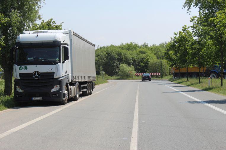 Aan Nieuwendorpe stopt de Ring vandaag. Daar wordt hij doorgetrokken richting Tieltsesteenweg.