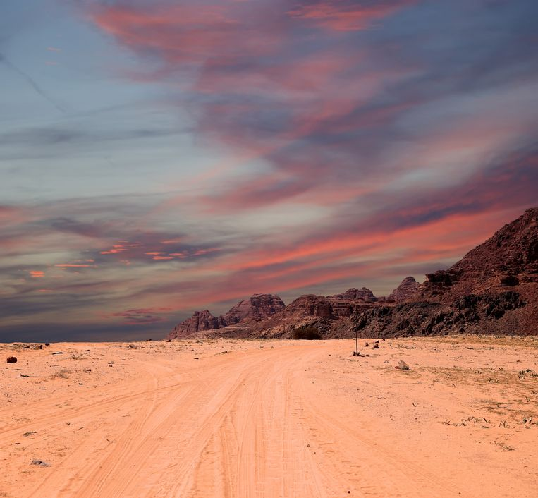 Wadi Rum. Beeld Zhuravlev Vladimir