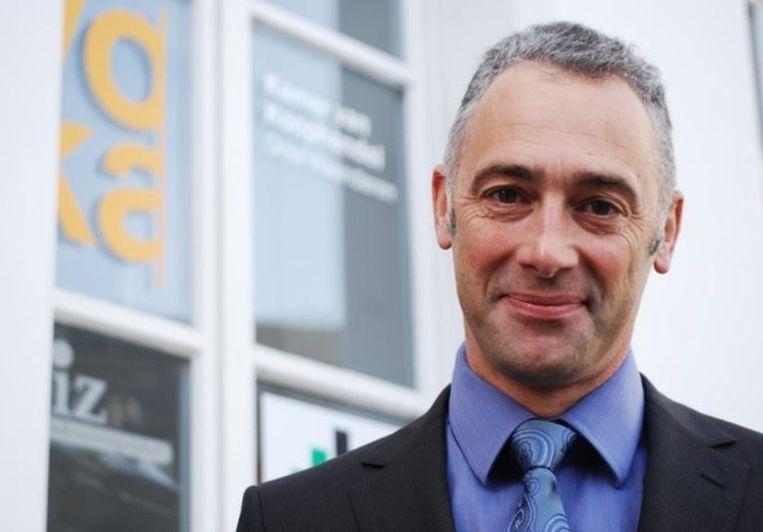 Geert Moerman, gedelegeerd bestuurder van VOKA