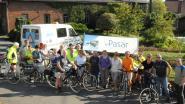 Pasar Ronse fietst naar buurgemeenten Celles en Mont de l'Enclus