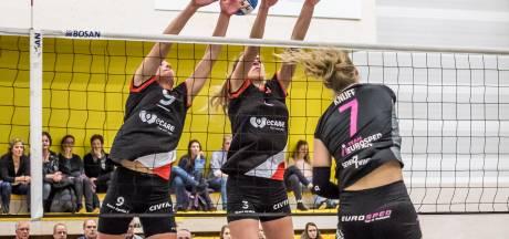 Zes volleybalteams gaan strijd aan om Twente Cup