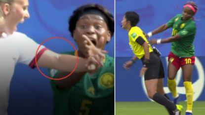 """""""Mijn dochter wil later voetbalster worden, maar bedenkt zich nu"""": WK-duel stond bol van het drama"""