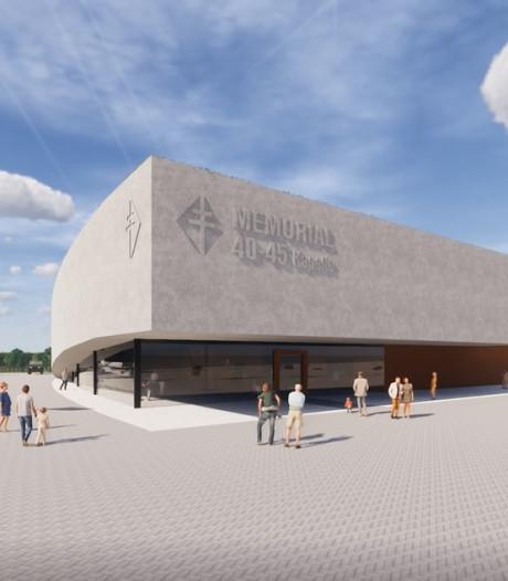 Steeds meer steun voor oorlogsmuseum Memorial 40-45 Kapelle