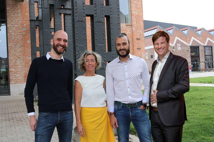 De groep wordt geleid door Véronique Dugardyn. Het dagelijks management is in handen van Mathieu Cardinael, Yves Vanstraelen en Joachim De Schagt.