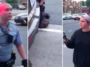 Mort de George Floyd: une nouvelle vidéo montre des passants supplier les agents d'arrêter