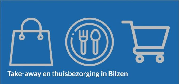 Bilzen biedt sinds deze week een platform aan waarop je handels- en horecazaken vindt die actief blijven in tijden van corona, vanop een veilige afstand weliswaar.
