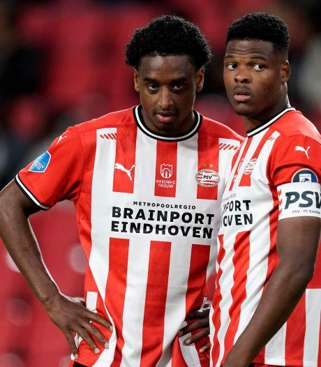 PSV'ers Pablo Rosario en Donyell Malen keren terug in de voorselectie van Oranje