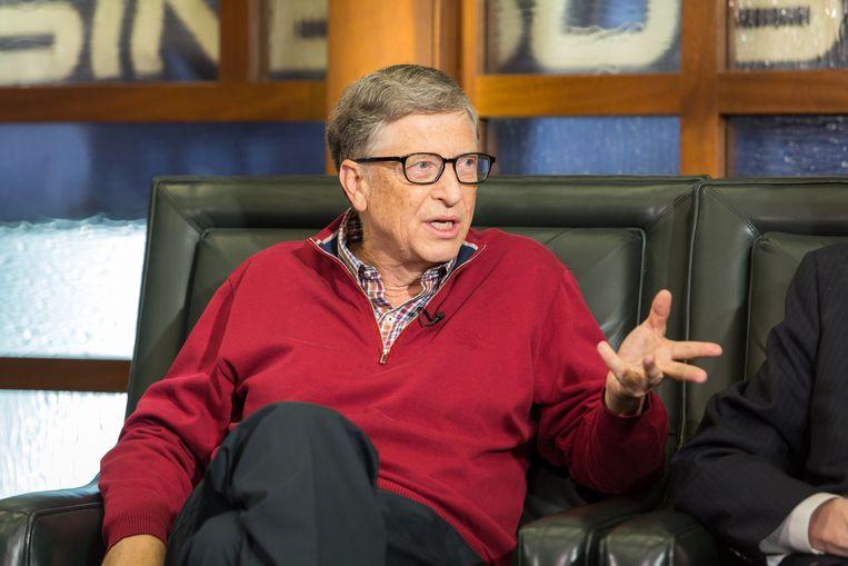 Bill Gates Beeld null