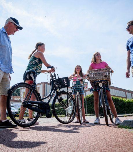 VVN Hengelo: Help kinderen de route naar school te fietsen