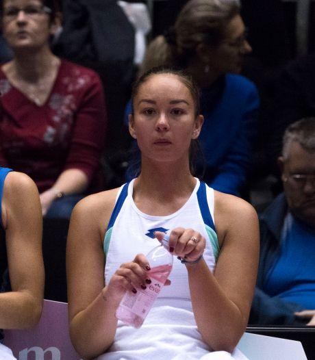 Kerkhove uitgeschakeld in kwalificaties Roland Garros