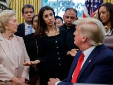"""Vous avez eu le prix Nobel?"": quand Trump rencontre la Yazidie Nadia Murad"