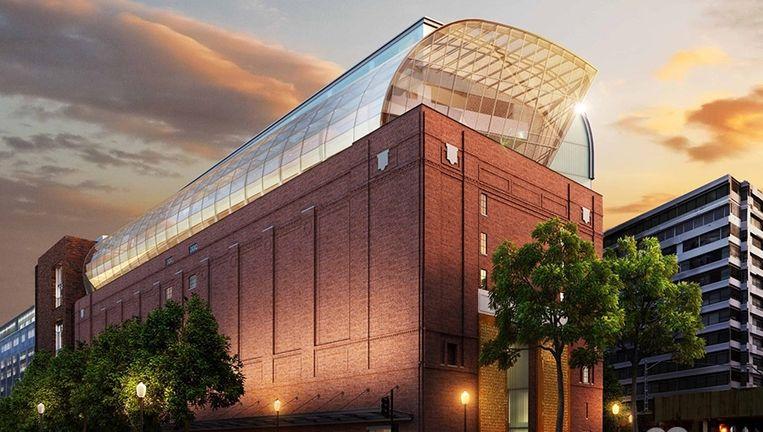 Impressie van het nieuwe Bijbelmuseum Beeld Museum of the Bible
