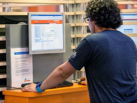 Een baan vinden als receptionist wordt steeds lastiger