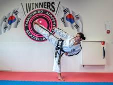 Graziella is de eerste vrouw in Nederland met zesde dan in taekwondo: 'Het is meer een mannenwereld'