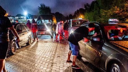Taxi Tomorrowland: 'Het kan me niet schelen wat zij betalen, ik geef u vijftien euro meer'