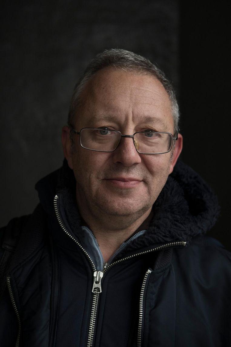 Michail Gochman (54) is zakenman en leidde in 1991 de persdienst van Democratisch Rusland, de beweging die Boris Jeltsin steunde. Beeld Trouw