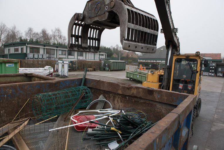 Wortegem-Petegem krijgt een nieuw containerpark.