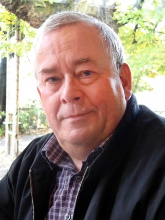 Jan Booden, voorzitter van de Stichting Molens Hoeksche Waard.