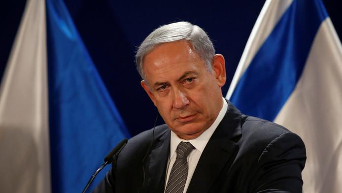 Le Premier ministre israélien Benjamin Netanyahu.