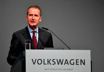 Volkswagen nieuws