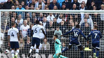 LIVE. Tottenham alweer achter, Vertonghen komt goed weg na penaltyclaim Watford
