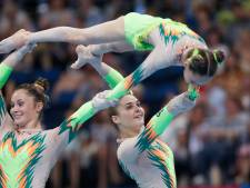 Une troisième médaille belge pour l'équipe belge d'acrogym aux Jeux Européens