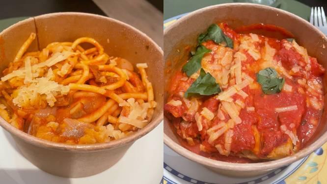 TAKEAWAY RECENSIE. Spritz: ook vegan pasta kan lekker zijn!
