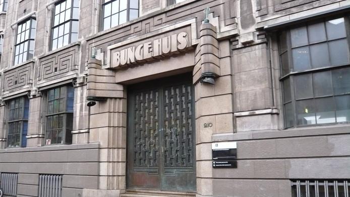 Het Bungehuis in Amsterdam, een van de locaties van de faculteit Geesteswetenschappen.